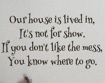 messyhouse